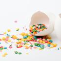 Décoration en sucre
