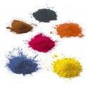 Powder edible colors